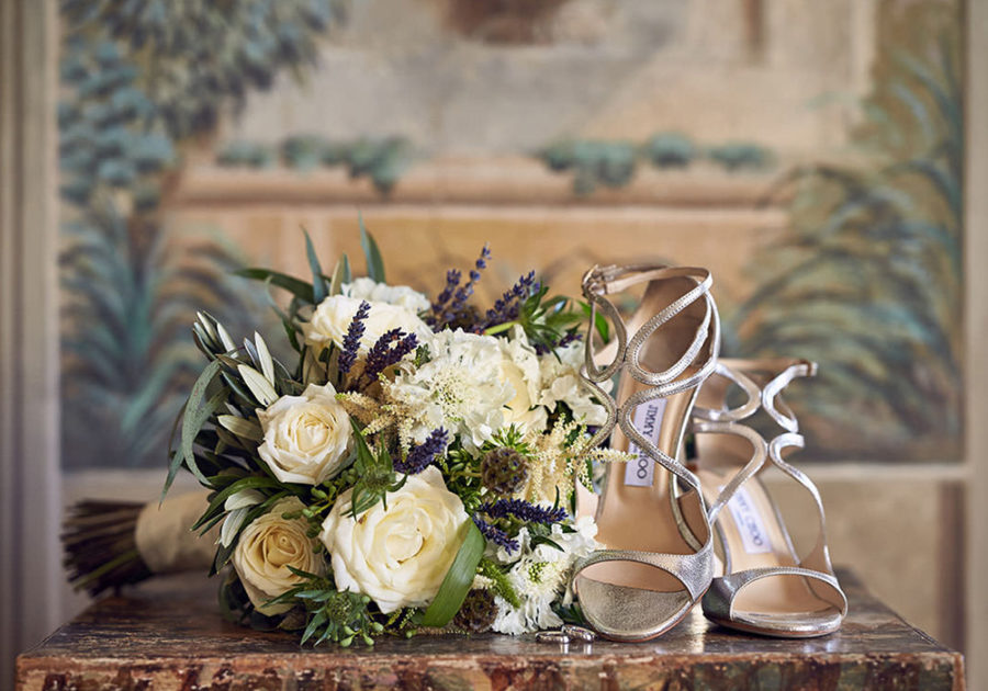 bouquet-shoes